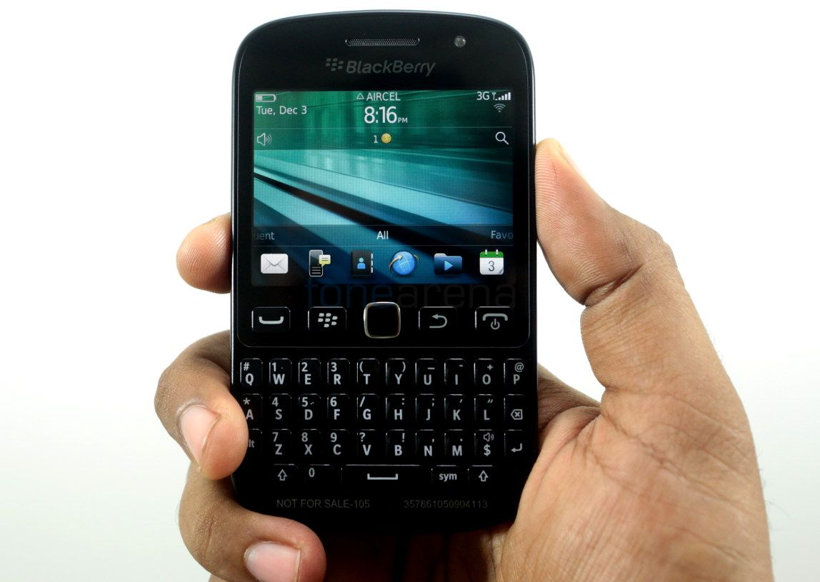 BlackBerry 9720 Review | Best technology on your screen