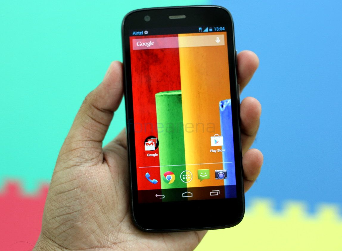 Desbloquea tu bootloader del Motorola Moto G Tuto