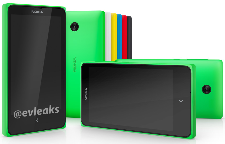 Nokia 'normandy' android phone prototype leaked