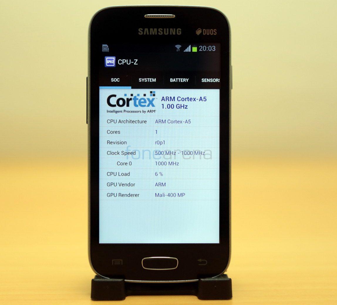 Samsung Galaxy Star Pro Benchmarks