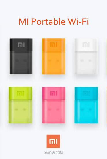 Xiaomi MI Portable WiFi