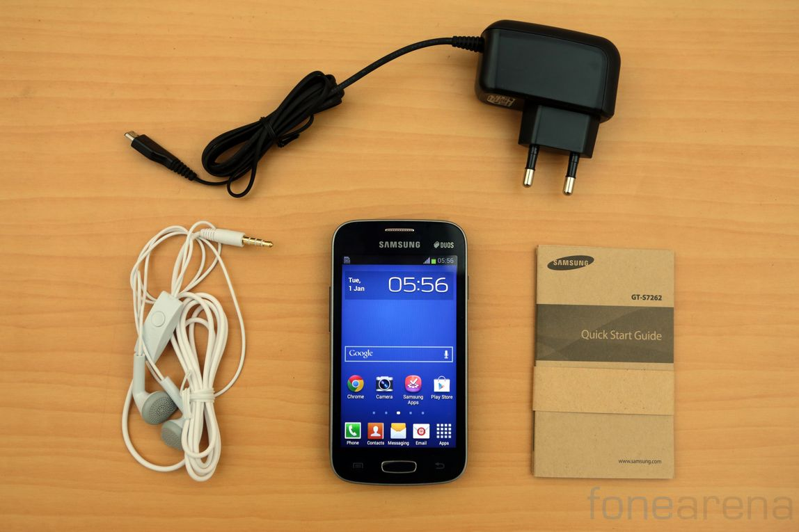 Samsung Galaxy Star Pro Review