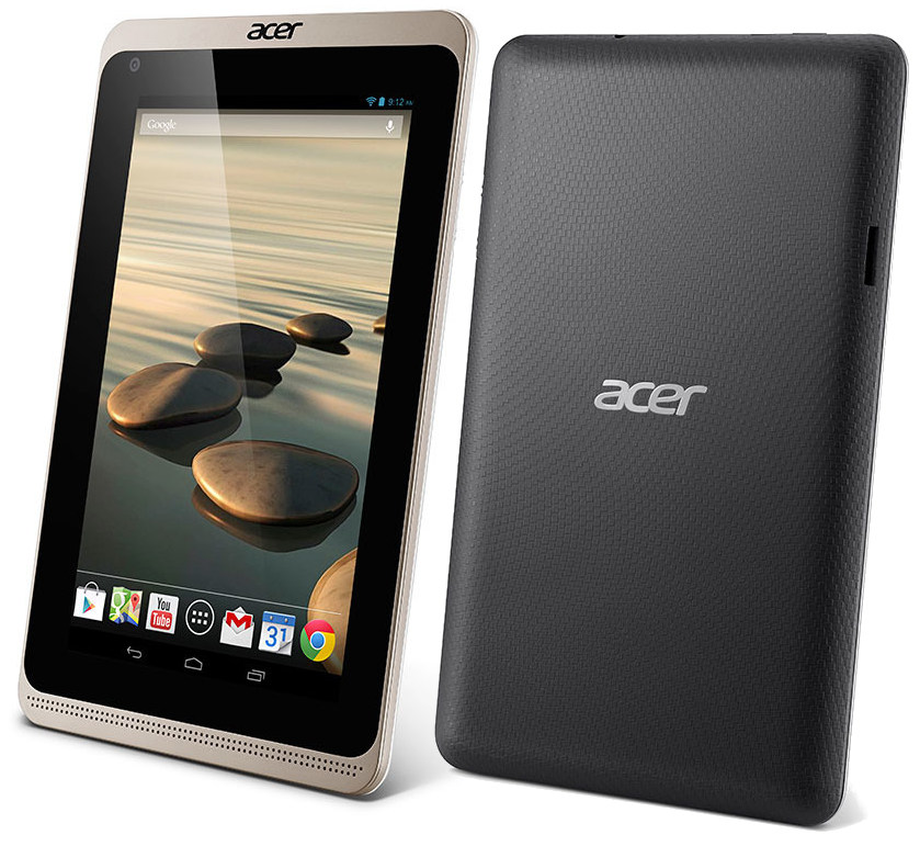 Acer iconia mtp
