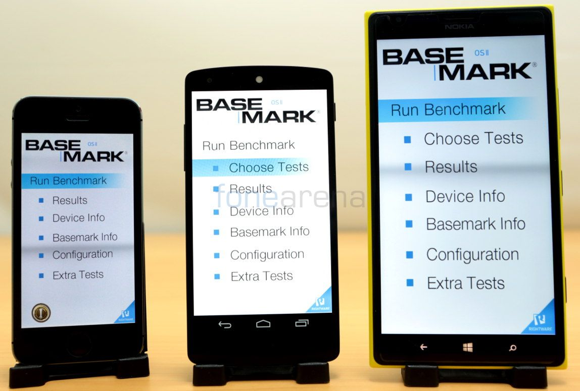 Phone Windows Phone Vs Android Phones basemark os ii benchmark performance android vs iphone windows phone