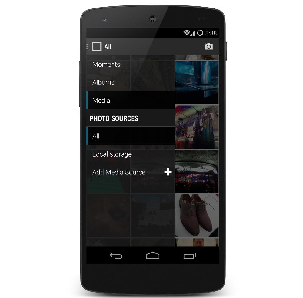 CyanogenMod GalleryNext Beta