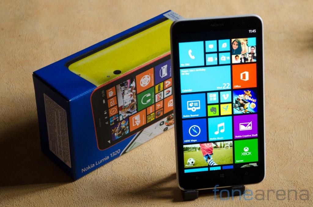 Nokia Lumia 1320 -1