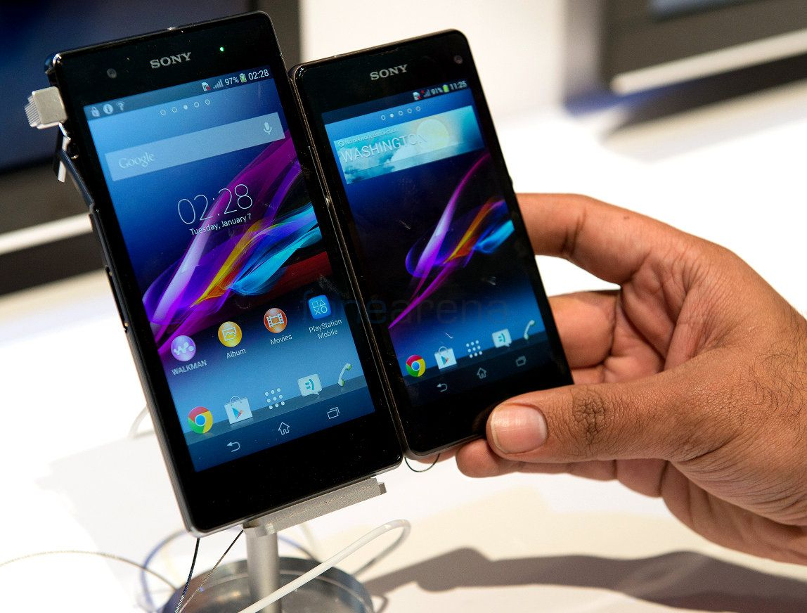 Sony Xperia Z1 Compact Review - Android Authority  |Sony Xperia Z1 Mini