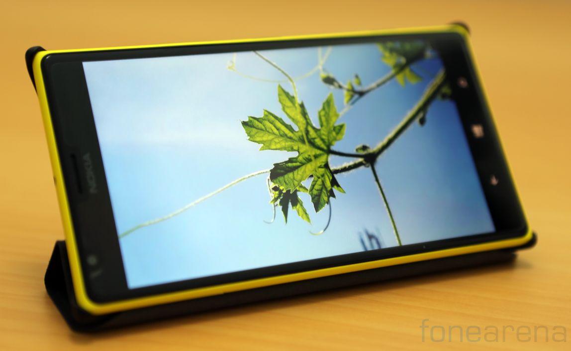 Противоударный водостойкий чехол-бампер для телефона Nokia