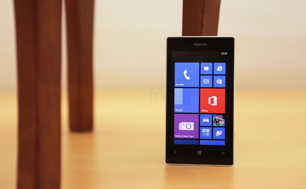 Nokia Lumia 525 Photo Gallery