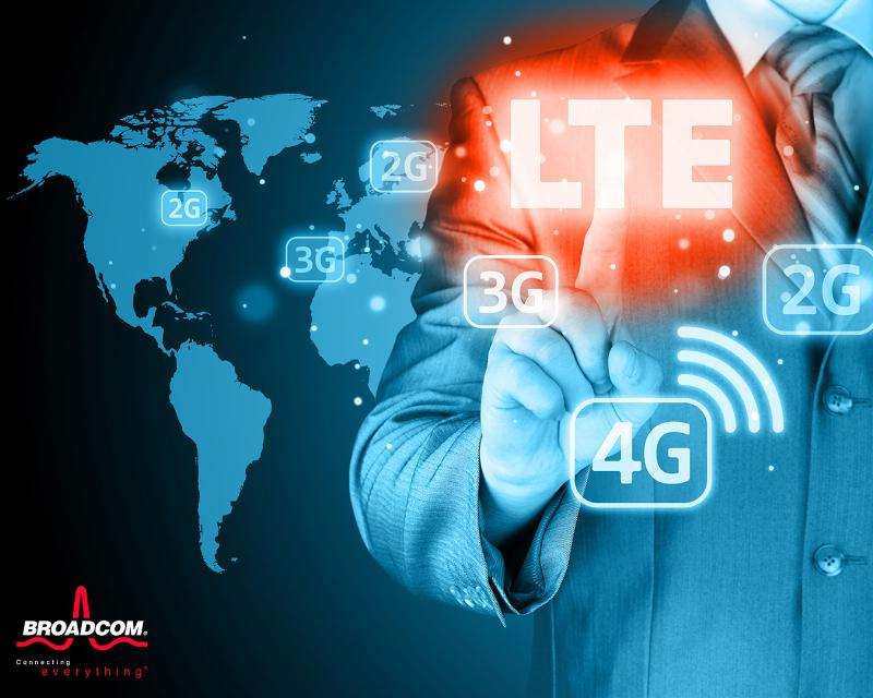 Broadcom LTE SoC