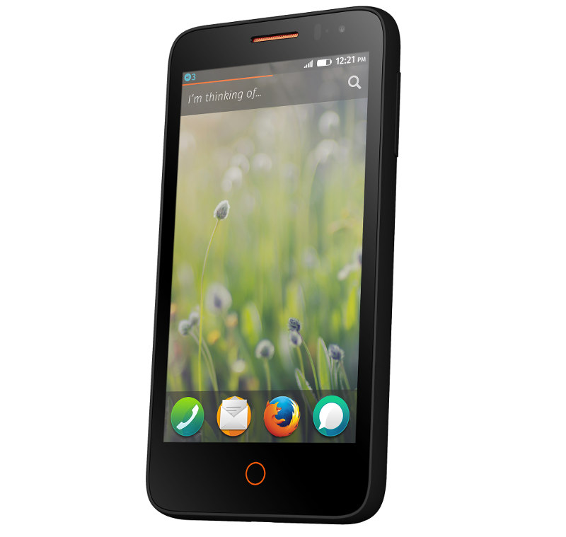 Firefox OS Flame Reference