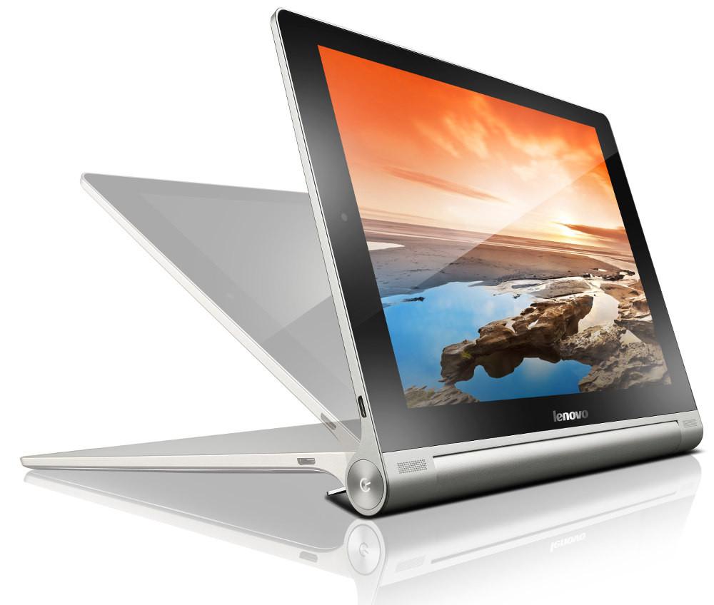 Lenovo yoga tablet 10 hd+ with 10.1-inch full hd display, snapdragon