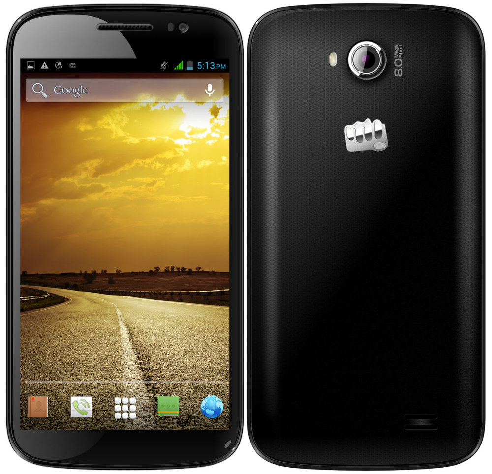 Micromax Canvas Duet II EG111 With 5.3-inch HD Display