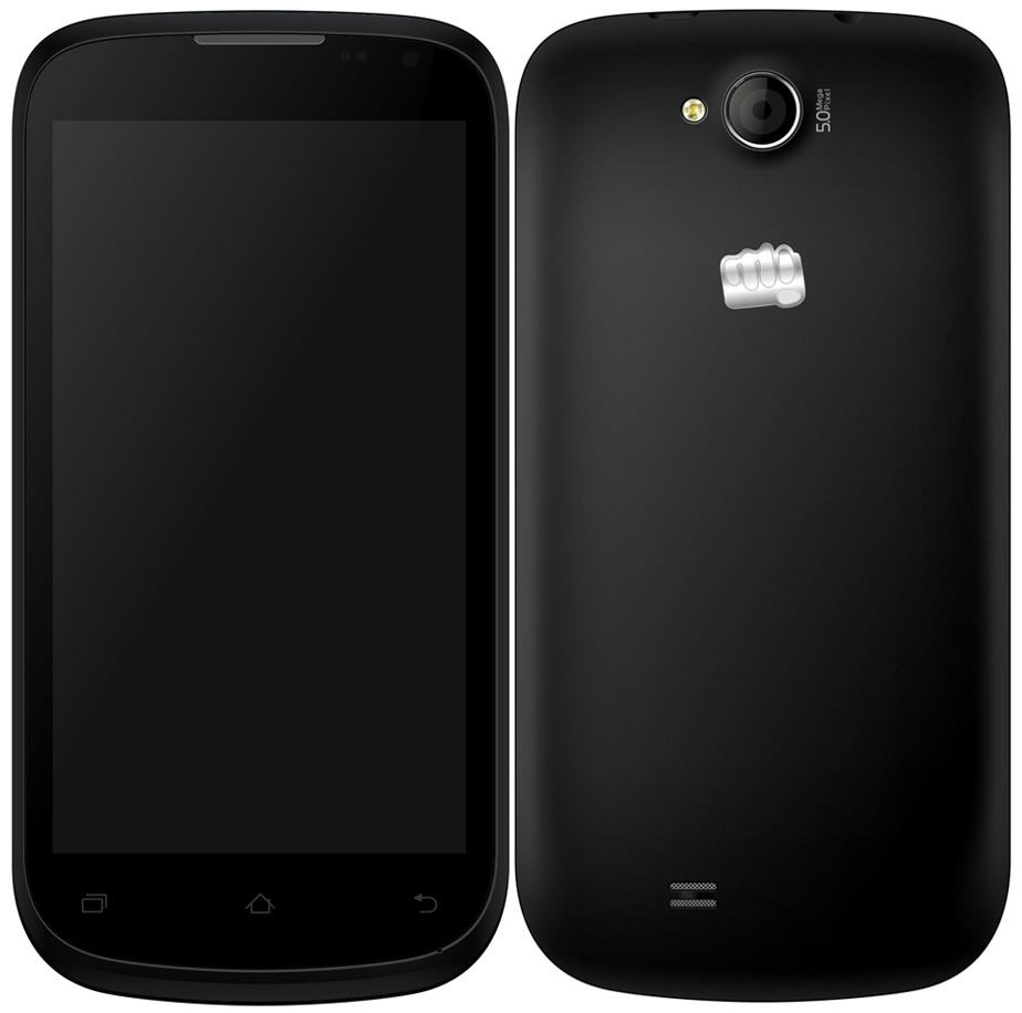 Micromax Canvas Elanza A93 With 5-inch QHD Display
