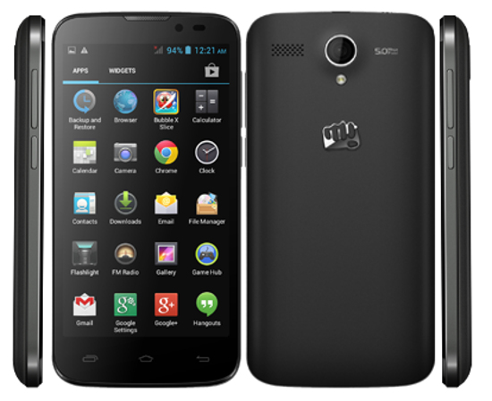Micromax Canvas Power review