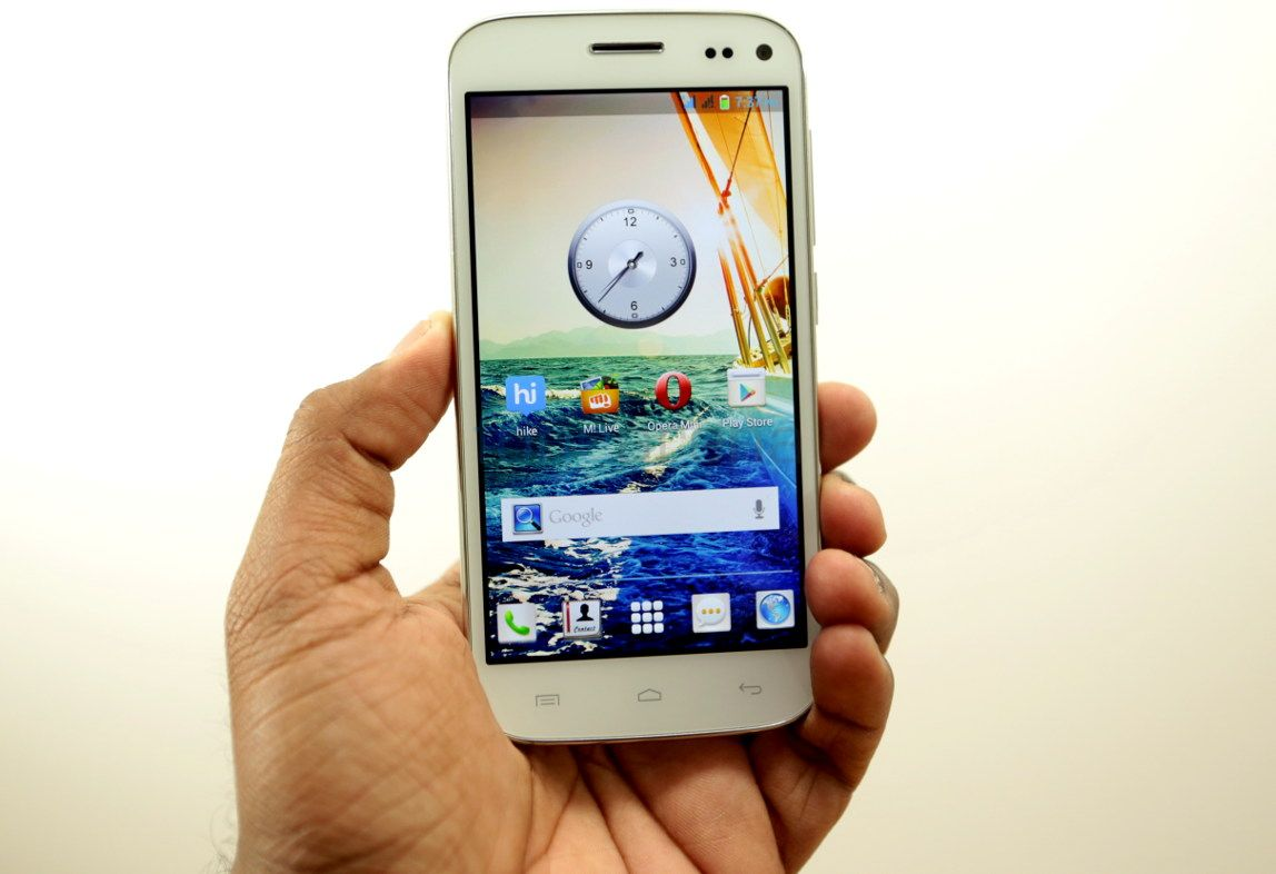 Micromax Canvas Turbo Mini-10
