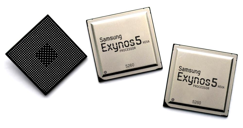 Samsung unveils Exynos 5 Octa 5422 and Exynos 5 Hexa 5260 ...