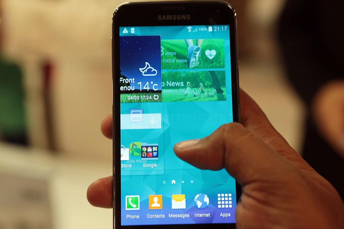 Samsung Galaxy s5 Market Price Samsung Galaxy s5 to be Priced