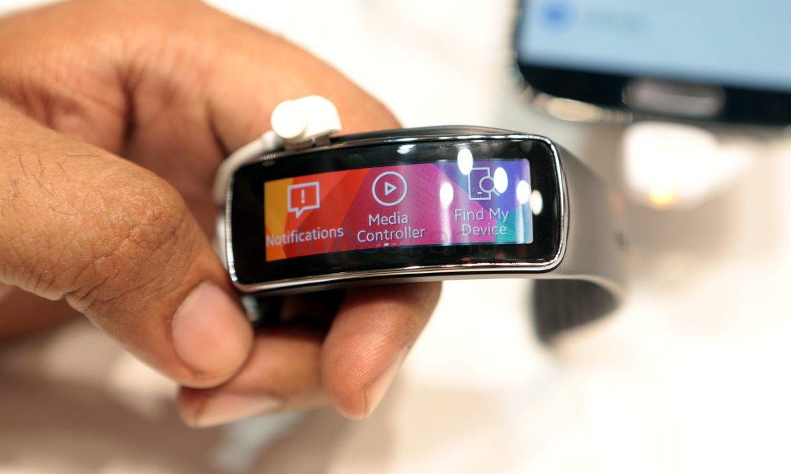 Samsung Gear Fit-10