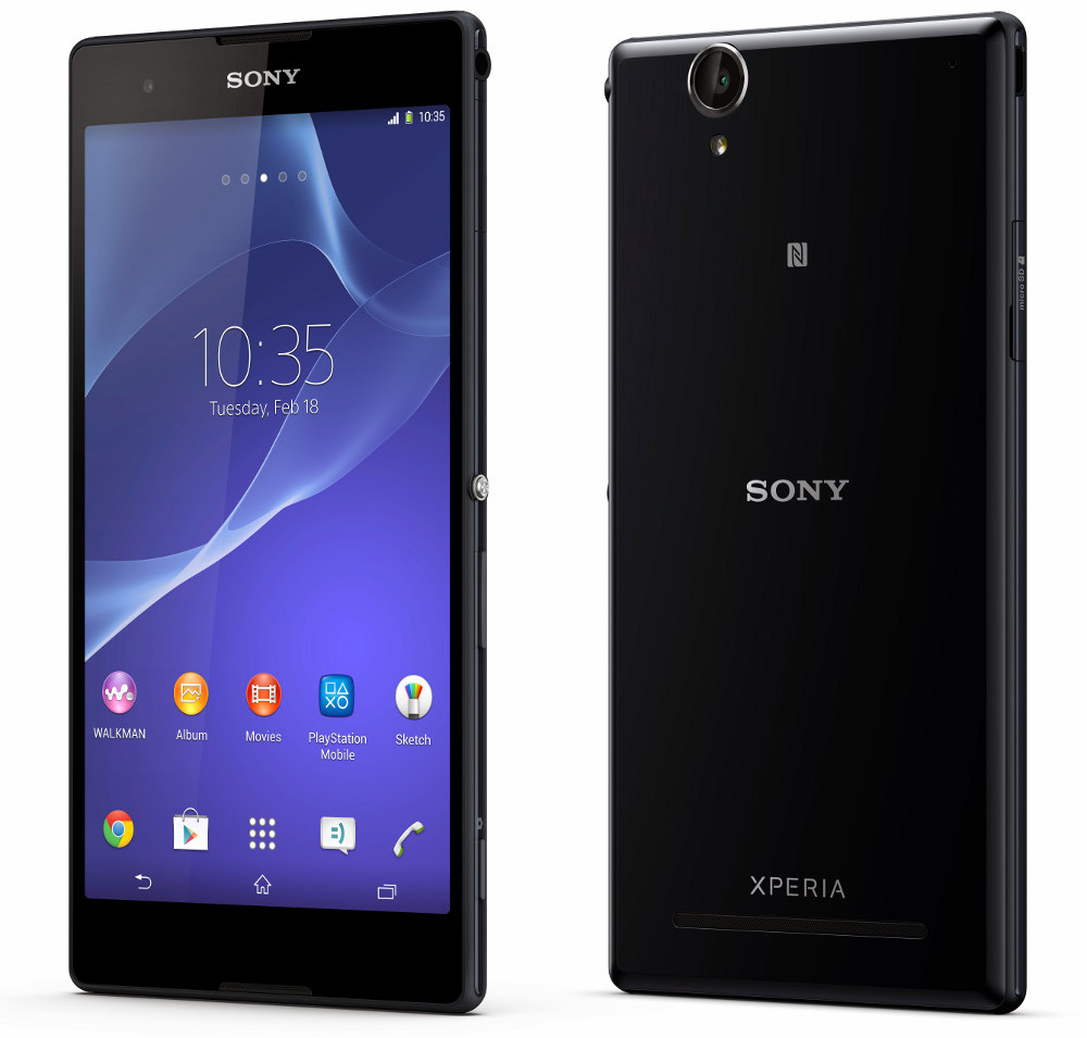 T2 Sony Xperia Ultra
