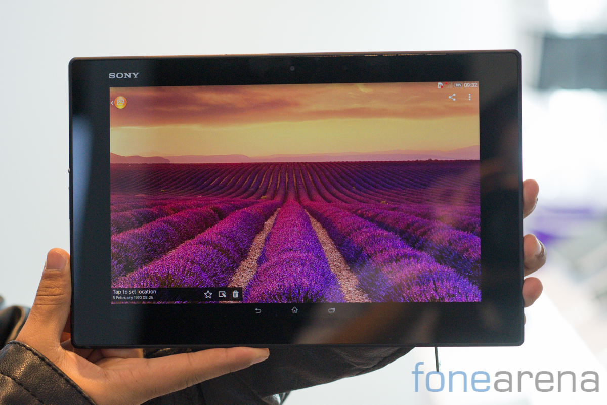 sony xperia z2 tablet goes on sale in uk for 399gbp for. Black Bedroom Furniture Sets. Home Design Ideas