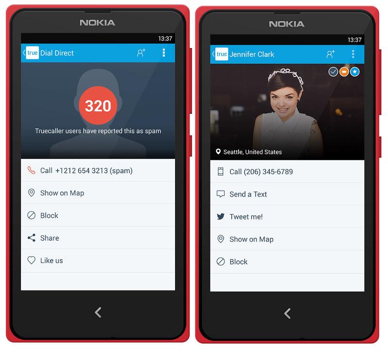 Nokia X Series Smartphones Get Truecaller Caller Id App
