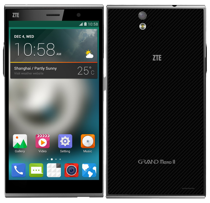 acts shock zte grand memo ii discover apps