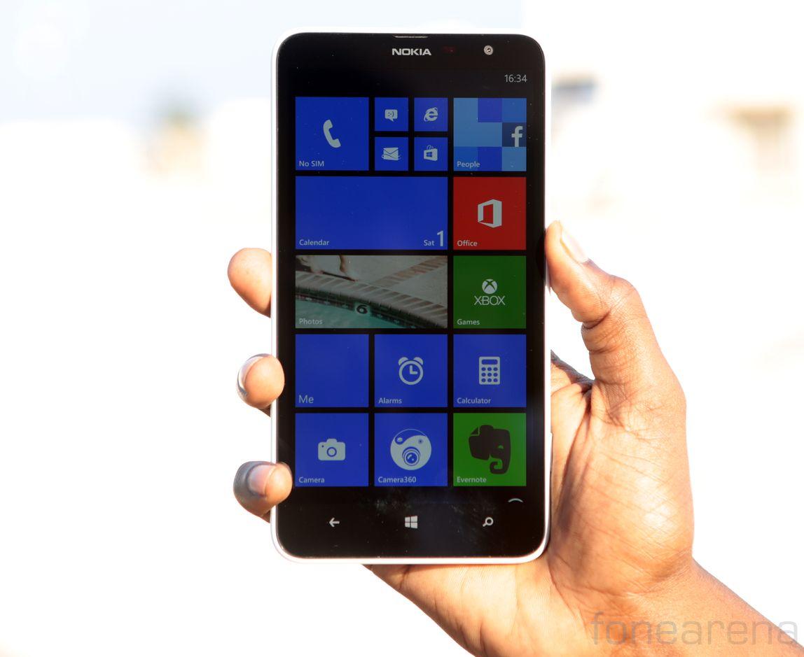 Nokia Lumia 1320 Photo Gallery