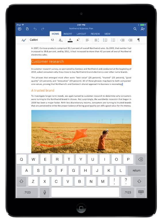 Download microsoft word document on ipad