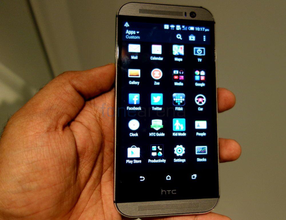 HTC One M8-16