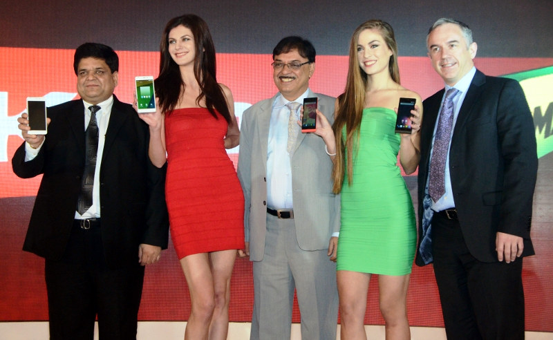 Karbonn Titanium Octane, Octa Plus and Hexa launch