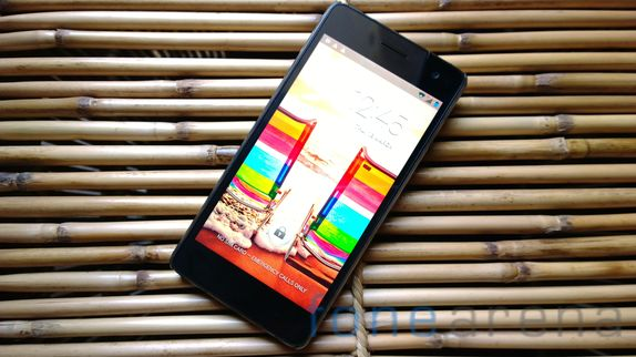 MICROMAX CANVAS KNIGHT LOOKS-9