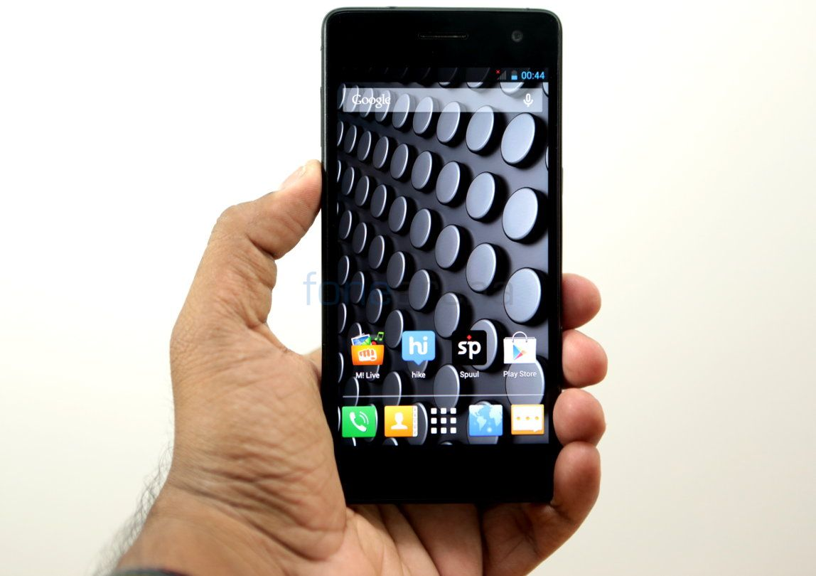 Micromax Canvas Knight A350-1