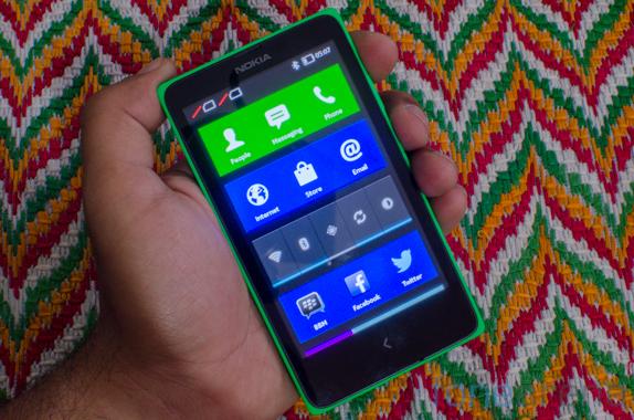 Nokia X -8