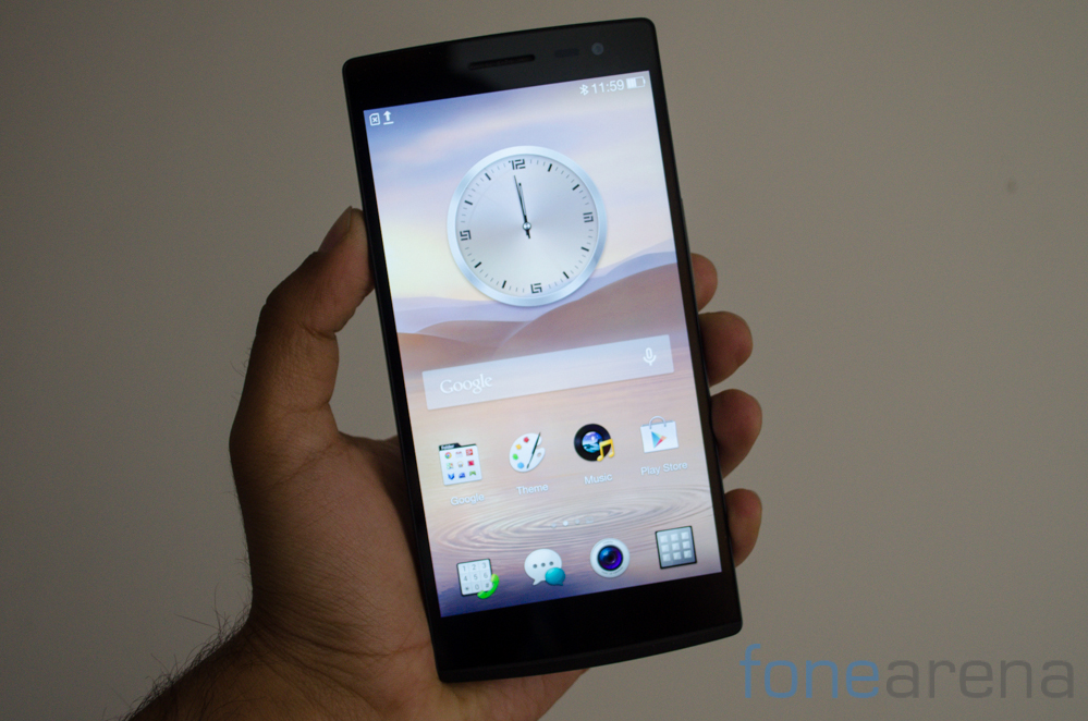 oppo find 7a hands on