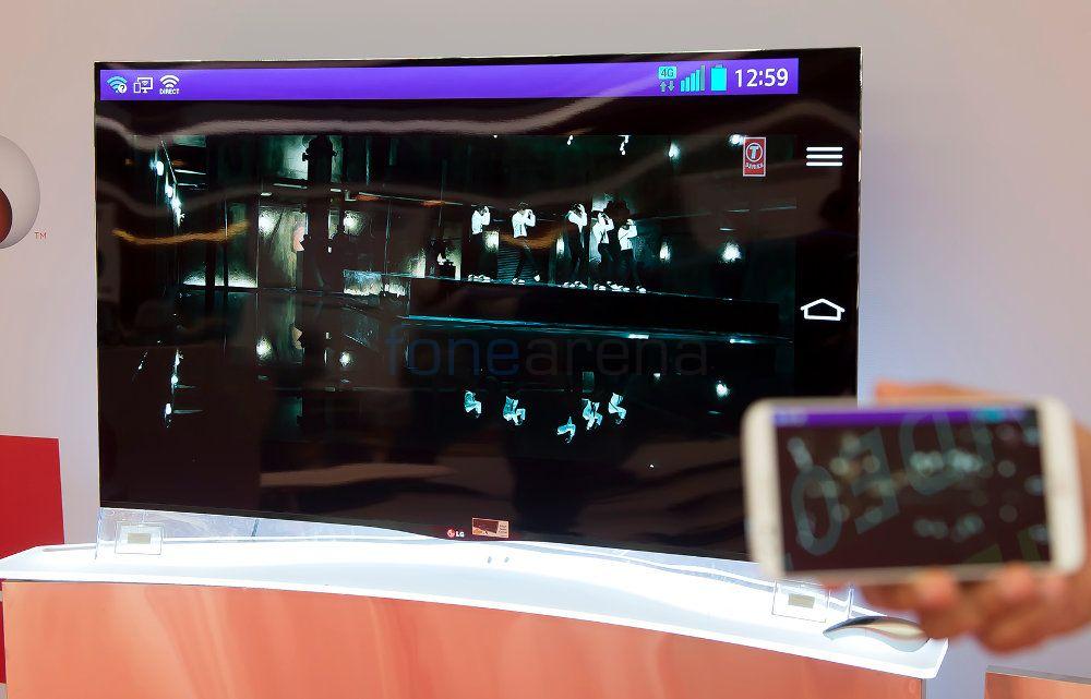 LG G2 LTE on Airtel 4G-3