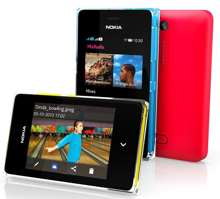 Asha devices Nokia Asha 500 501 502 503 230 and the dual SIM