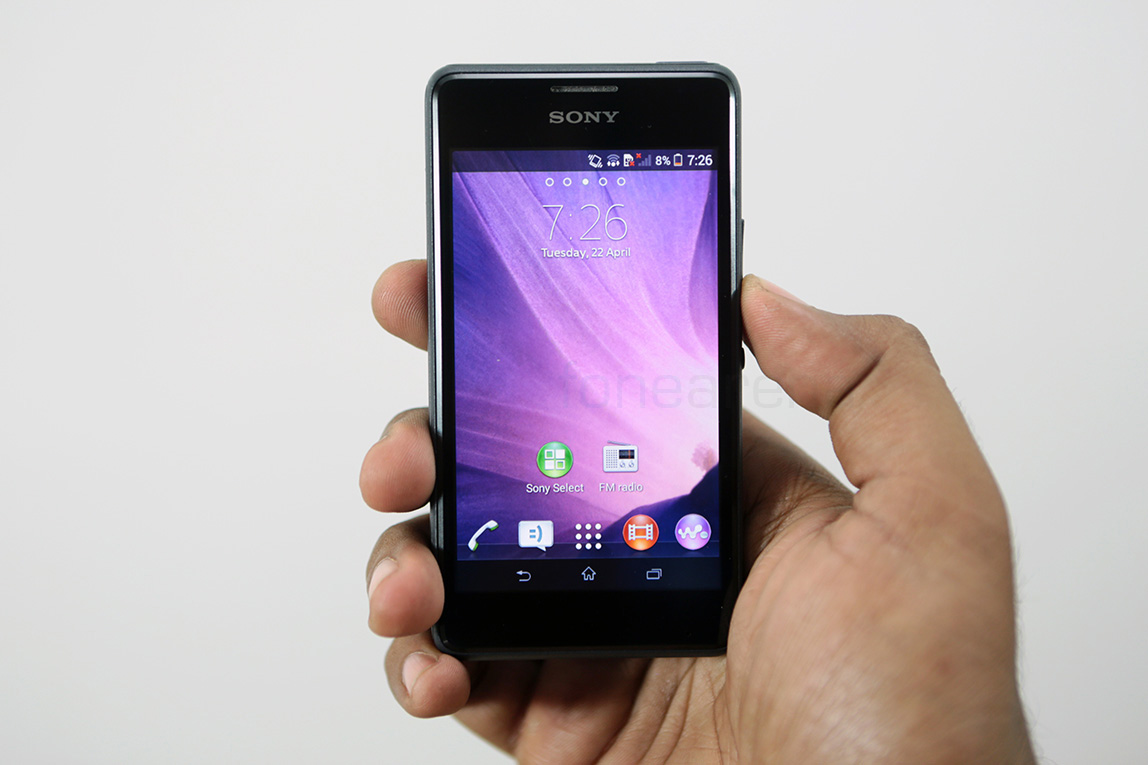 Sony Xperia E1 Dual Review: a loud whimper for your buck