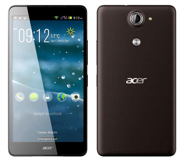 Фаблет Acer Liquid X1 поступит в продажу в Европе