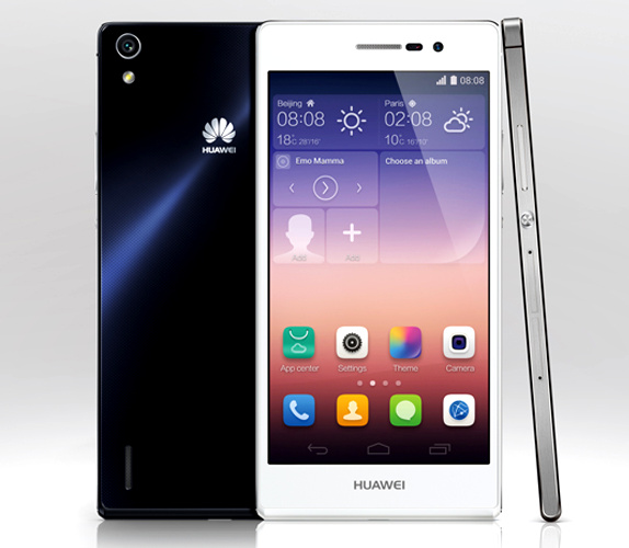 Huawei Ascend P7 now available in India for Rs. 27999