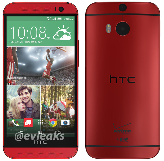 Htc One Mini Colors Pink HTC One M8...