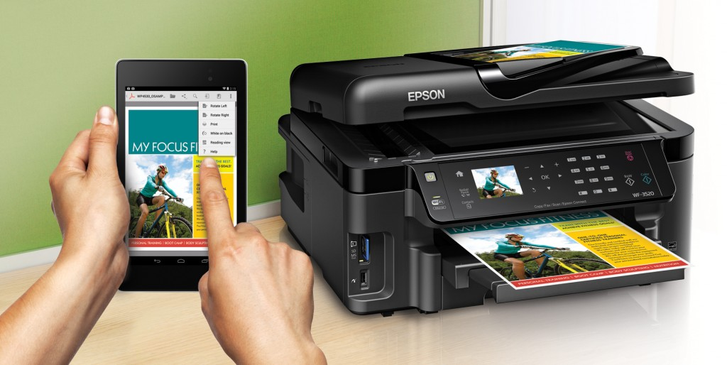Epson Releases Print Enabler App For Printing On Android