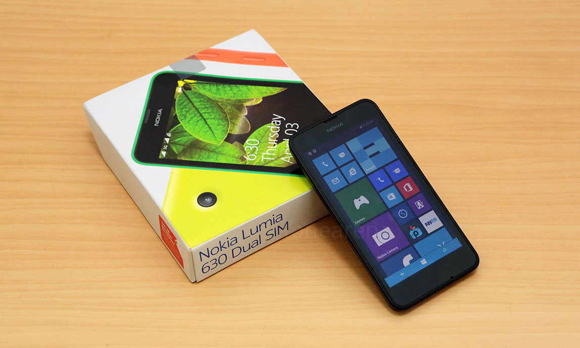 indepth review of lumia 630