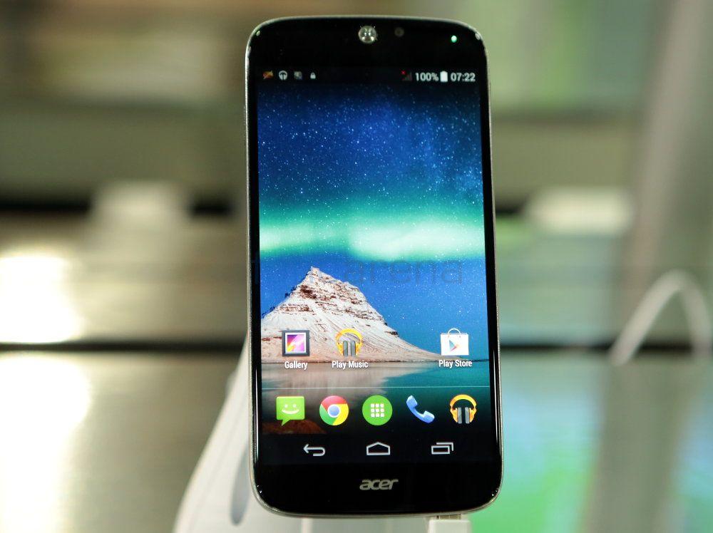 Menilik Acer Liquid Jade Z