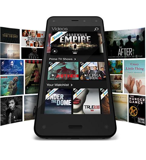 Amazon Fire Phone 3