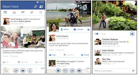 how to find videos uploaded on facebook