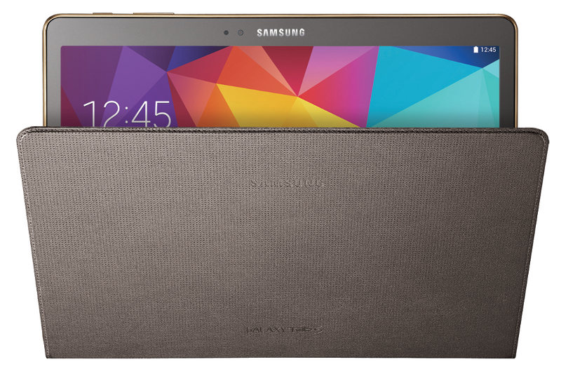 Samsung Galaxy Tab S Book Cover Keyboard Black : Samsung announces book cover simple and bluetooth