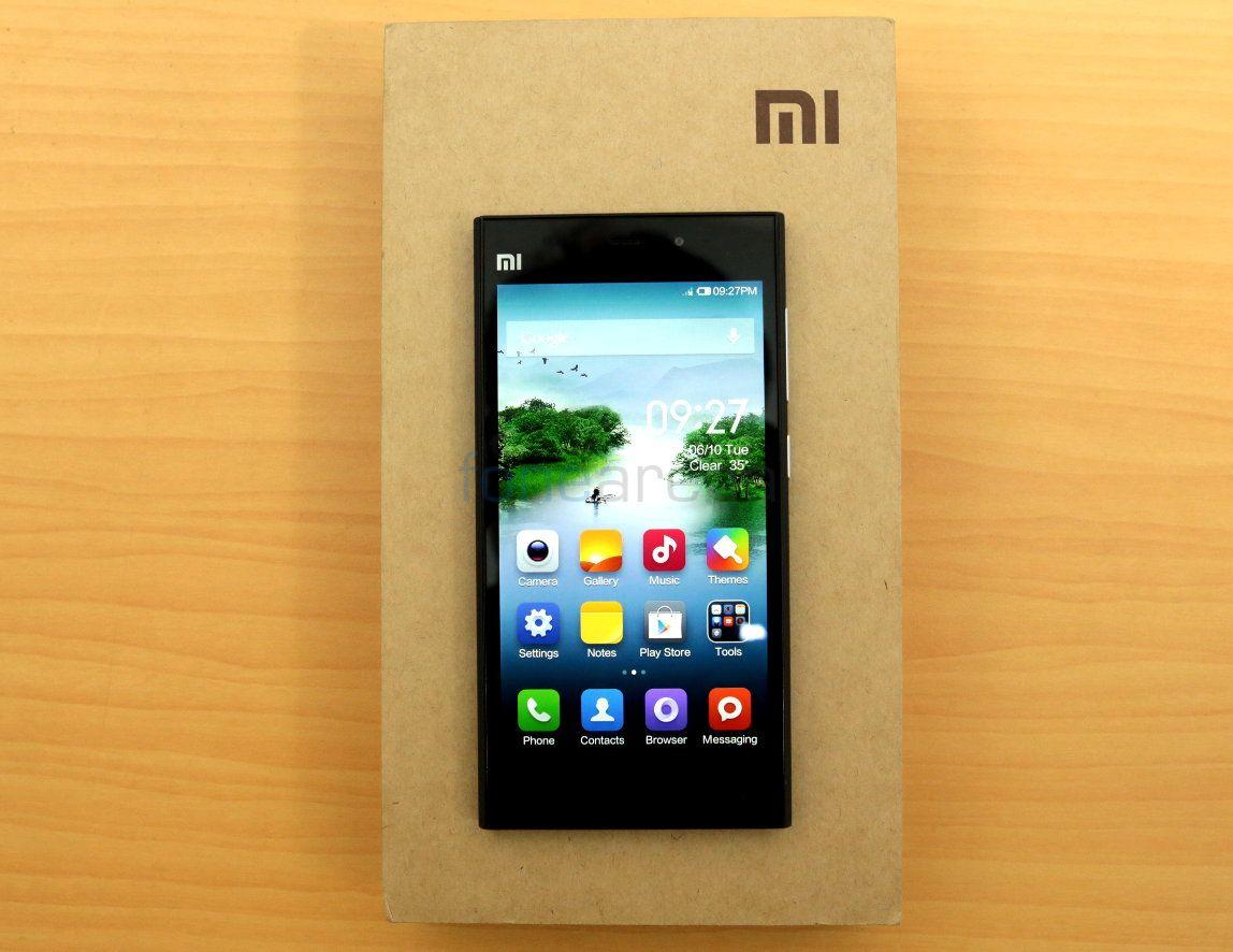 For Sale: Xiaomi Mi 3 16GB Metallic Gray