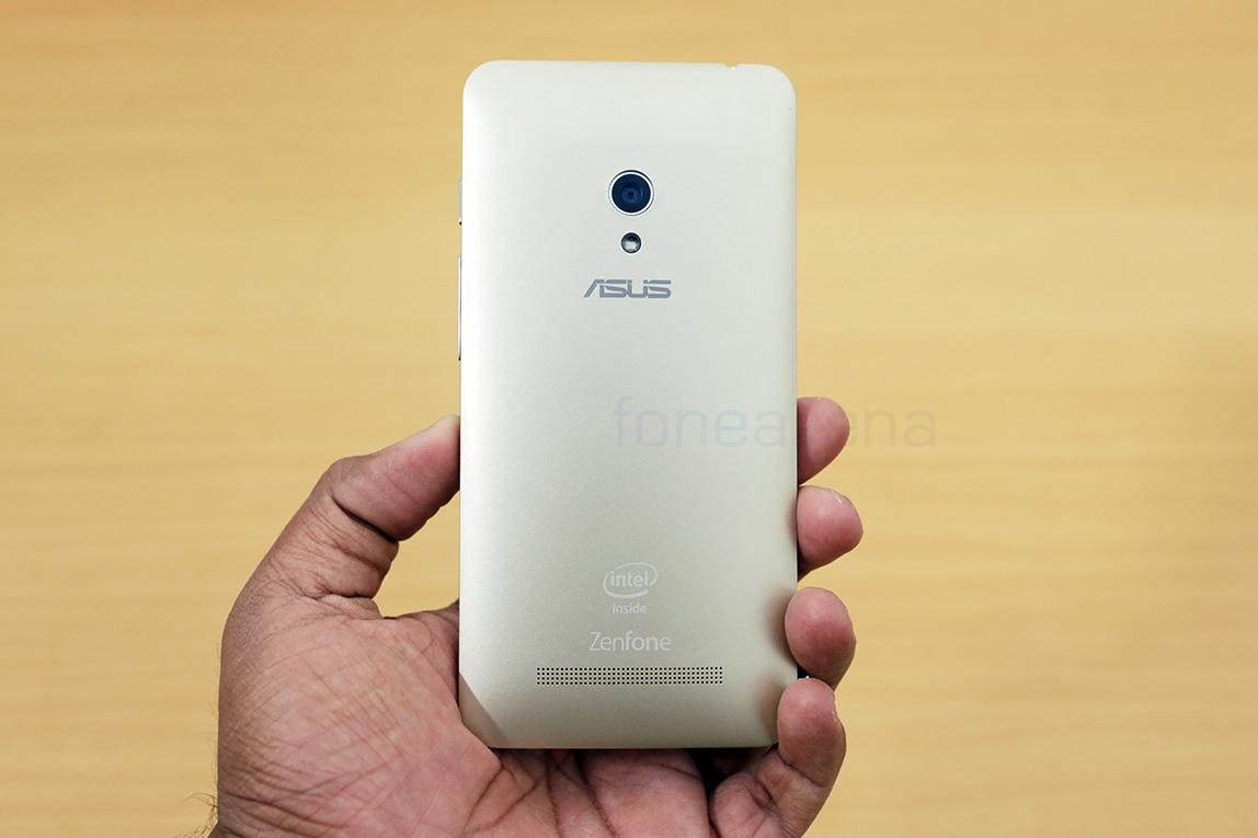 ASUS Zenfone 5 Unboxing