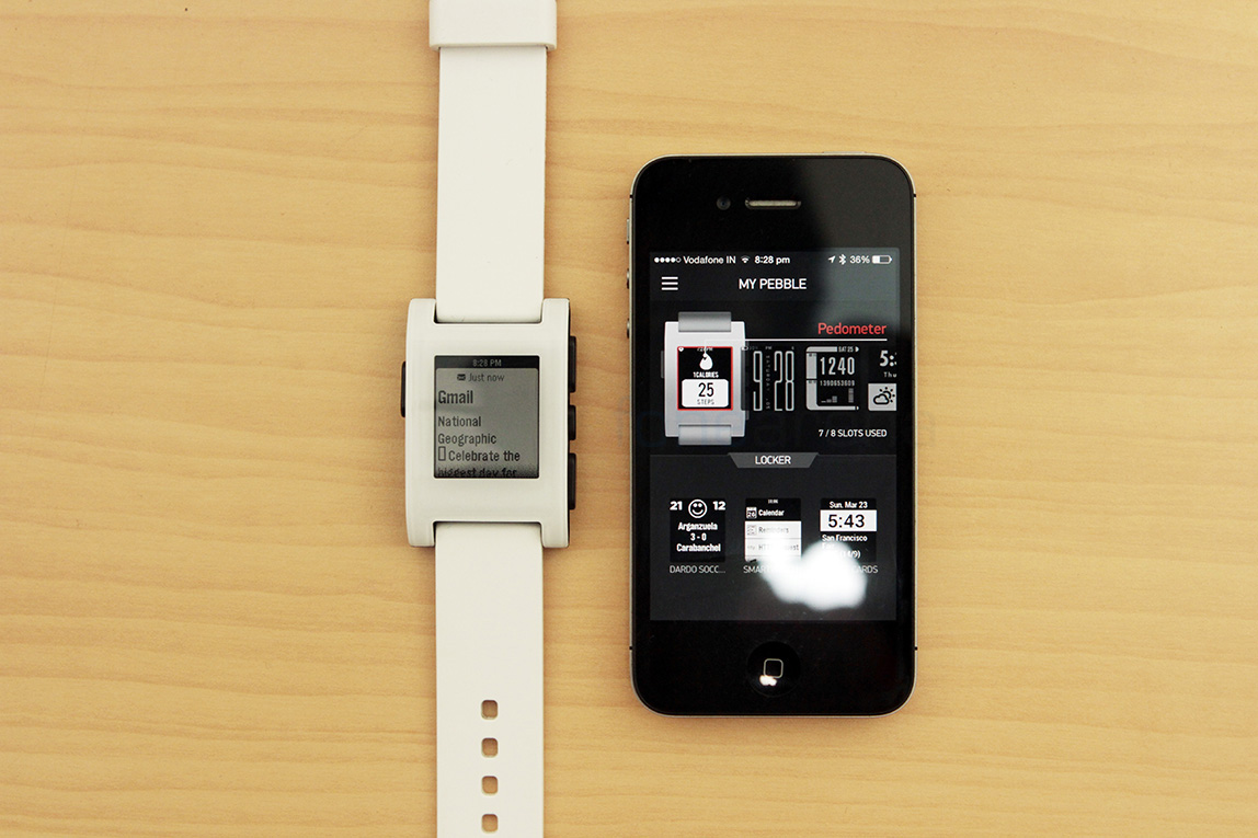 Pebble Smartwatch Review: Tip of the iceberg